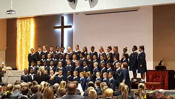 Snr choir